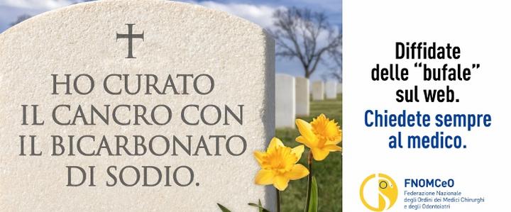 Dentista Milano Fake news sul cancro