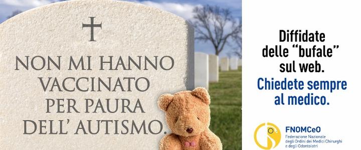 Dentista Milano vaccini autismo e no vax