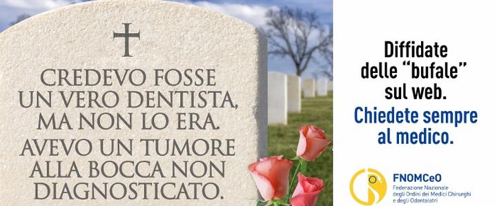 Dentista Milano fake news sanitari dentista milano